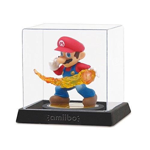 Hori Box Für Amiibo Transparent (Figur Nicht Enthalten)