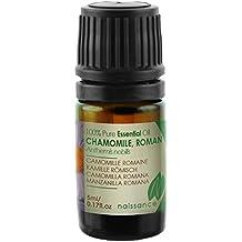 Naissance Olio di Camomilla Romana - Olio Essenziale Puro al 100% - 5ml
