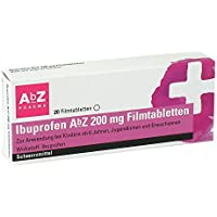 Ibuprofen AbZ 200mg 20 stk preisvergleich bei billige-tabletten.eu