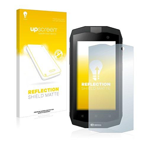 upscreen Matt Schutzfolie für Crosscall Trekker M1 Core – Entspiegelt, Anti-Reflex, Anti-Fingerprint