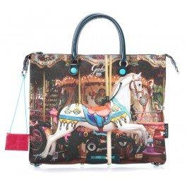 Gabs G3Studio Handbag g3studio-m-print-SO183 de Gabs