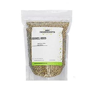 JustIngredients Premier Fennel Seeds 1 kg