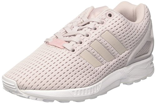 adidas Damen ZX Flux Sneakers, Rosa (Icepur/Icepur/Ftwwht), 40 EU
