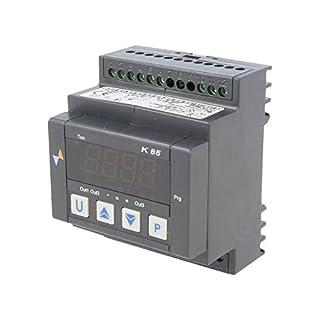 K85-HERR Module controller Control.param temperature OUT1 type SPDT