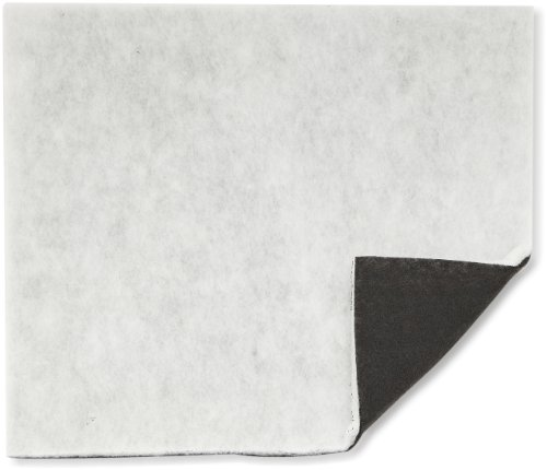 WENKO 2205010100 Combi-Filter, für Dunstabzugshauben, mit Aktivkohle gegen Fettgeruch, Polyester, 57 x 47 cm, Schwarz