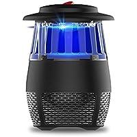 WINOMO Abwehr LED USB trapola Mücken für Nagetiere Mäuse fliegen Kakerlaken Flöhe Spinnen Tranquillo in Schwarz