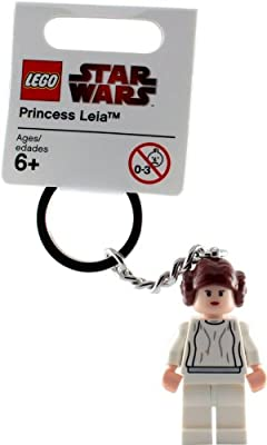 Llavero Princesa Leia LEGO Star Wars