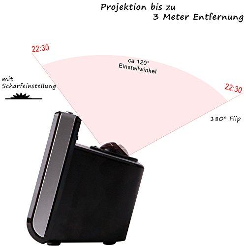 TZS First Austria – Projektionswecker FA-2421-9 - 3