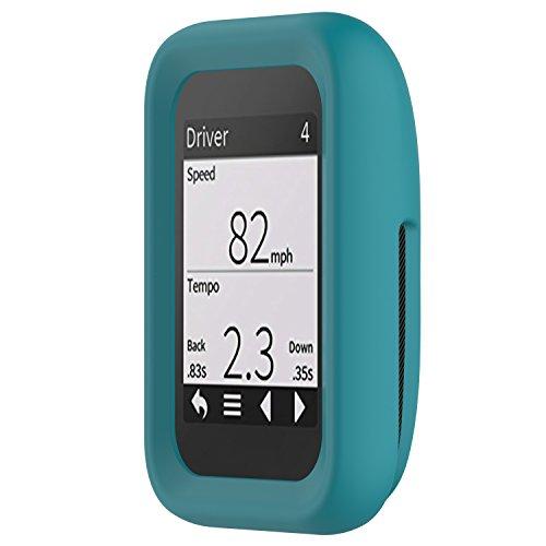 Für Garmin Approach G30 Golf Handheld GPS Schutzhülle Fall Smartwatch Zubehör, weiches Silikon Ersatz Zubehör Bandabdeckung Stoßfeste und bruchsichere Schutzhülle Cover - Hand-held-gps-fall
