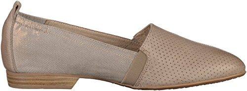 Tamaris Slipper grigio con TOUCH IT 1-24207-26 301 Pepper pettine Pepper Comb