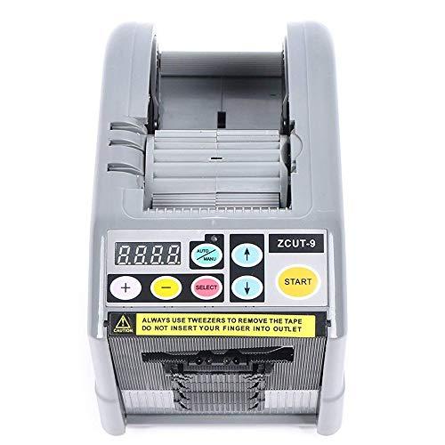 TOPQSC Electric Tape Dispenser Automatic Electric Tape Dispenser Adhesive Cutter Packaging Machine