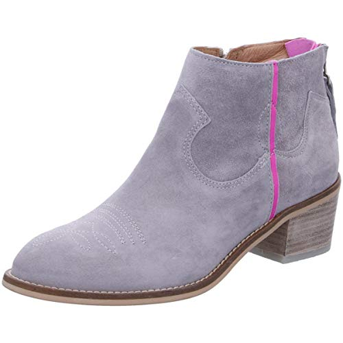 4b6f43ad886 Alpe Woman Shoes Damen Stiefeletten 40111152 grau 618346