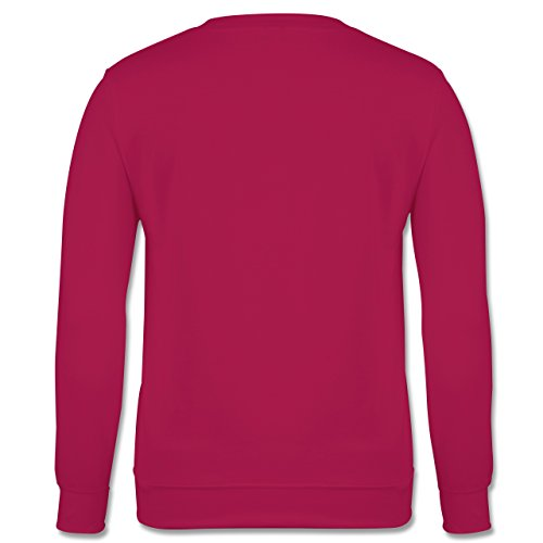 Volleyball - Life is simple Volleyball - Herren Premium Pullover Fuchsia