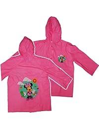 Rosa Disney MINNIE MAUS Softshell Windjacke Windbreaker Jacke 98-128