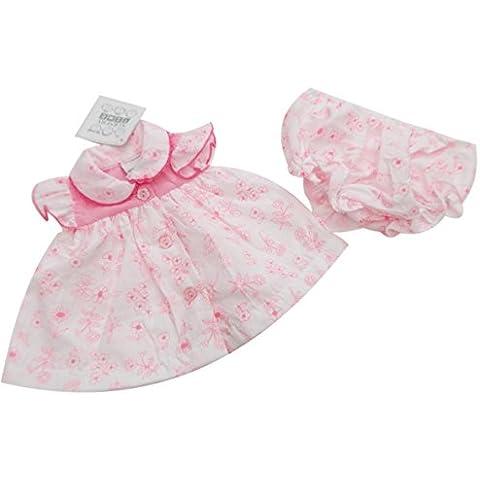 BNWT Tiny Baby NB Prem prematuri neonato bambina vestiti floreale Dress Outfit