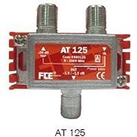 Fte-maximal at 125 - Derivador at-125 conexión -f 1 salida