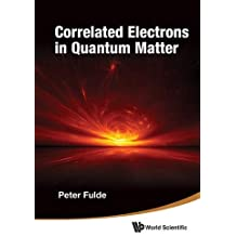 Correlated Electrons in Quantum Matter