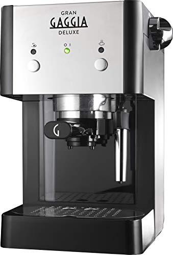 Gaggia RI8425/11 Grangaggia Deluxe, Cialde/Caffè macinato