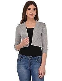 b29f28febe0bc Greys Women's Shrugs & Capes: Buy Greys Women's Shrugs & Capes ...