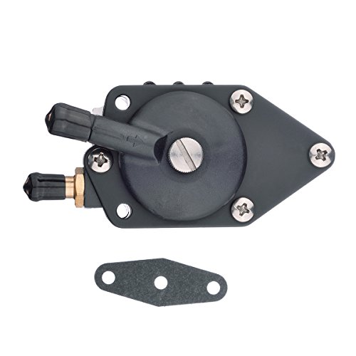 ouyfilters New Außenborder Kraftstoff Pumpe mit Dichtung ersetzen für Johnson/Evinrude (20-140PS ersetzt 438556388268385781