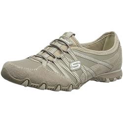 Skechers BikersDream-Come-True 21140, Sneaker donna, Grigio (Grau (TPE)), 37