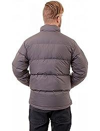 Timberland Mens Earthkeepers Goose Eye Mountain Jacket Coat 5500J Grey