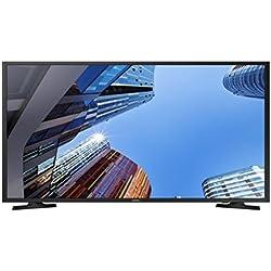 """Samsung UE40M5005 - Televisor DE 40"""" (Full HD, 2 HDMI, 1 USB, LED, 920 x 1080), Color Negro"""