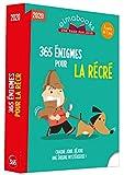 Almabook 365 Énigmes pour la Récré 2020