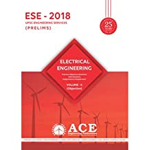 ESE 2018 Prelims Electrical Engineering Objective Volume 2