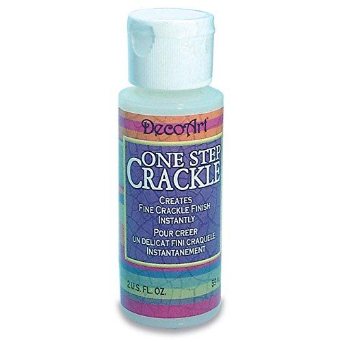 Deco Art 2Oz One Step Crackle