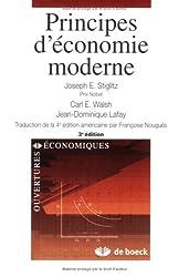 Principes d'économie moderne