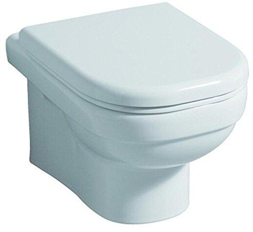 Keramag WC-Sitz Dejuna mit Deckel, weiß, 572820000
