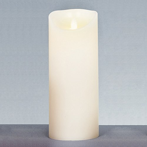 battery-operated-real-wax-candle-with-dancing-flame-in-ivory-23cm-christmas-christmas
