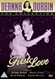 Deanna Durbin - First Love aka Cinderella [DVD][1939]