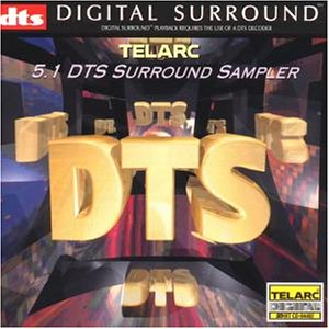 DTS Surround Sampler Ac3 Converter