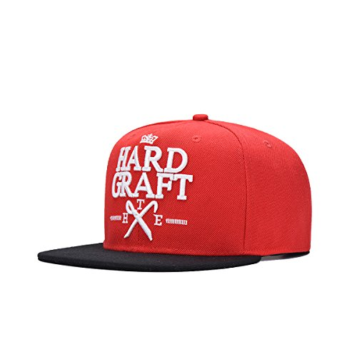 Cappy Herren Schirmmütze Damen Kappe Schwarz Hut Basecap Mütze Sport Sportkappe