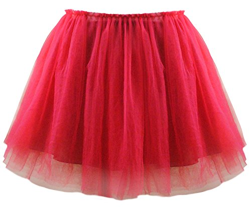 Mädchen Tutu Rock vier Layer Lace Cover Baumwolle Futter für Party Zeremonie Casual Party