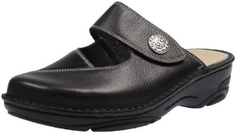 Berkemann 03457-982 Heliane - Sandalia (napa), color negro, color negro, talla 35.5 EU / 3 UK