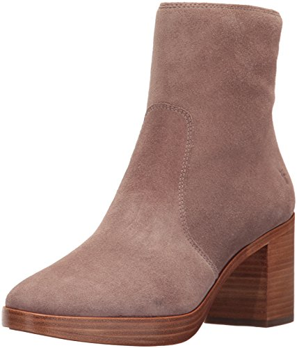 FRYE Damen Pferdeschuh, Dusty Rose Soft Oiled Suede, 39 EU Frye Rose