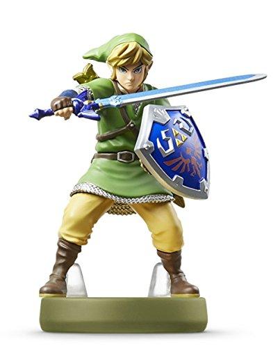 Amiibo Link The sky warred sword (The legend series of Zelda)