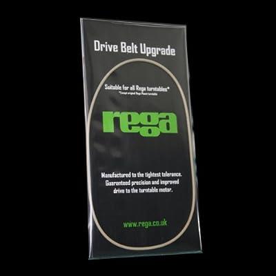 Rega White Drive Belt