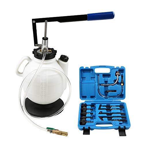 Dispositivo di riempimento olio per ingranaggi 7,5 L Dispositivo di cambio dell'olio