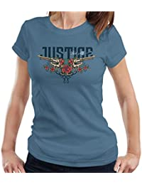 Coto7 Justice For All Revolvers Womens T-Shirt