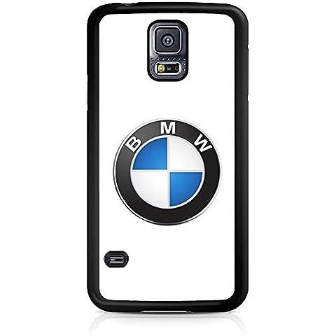 Genial para Galaxy S5, BMW Logo logotipo de personalizado único creativo plástico patrón para Samsung Galaxy S5 i9600, compatible con Samsung Galaxy S5, color multicolor