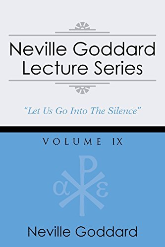 Neville Goddard Lecture Series, Volume IX: (A Gnostic Audio Selection, Includes Free Access to Streaming Audio Book) by Neville Goddard (March 24,2014)