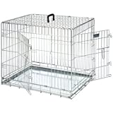 Bild: Karlie Drahtkäfig Hund 2 Türen 107x68x75cm