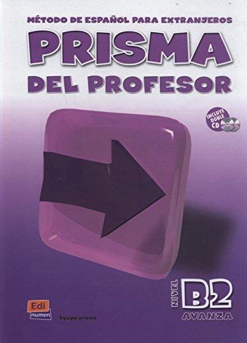 Prisma B2 Avanza - Libro del profesor