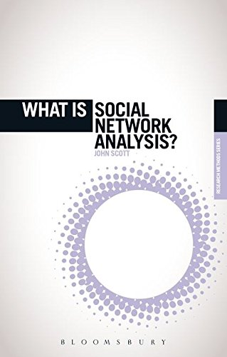 What is Social Network Analysis? (What Is?' Research Methods)