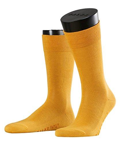 FALKE Herren Socken Family Gelb (Couscous 1197)