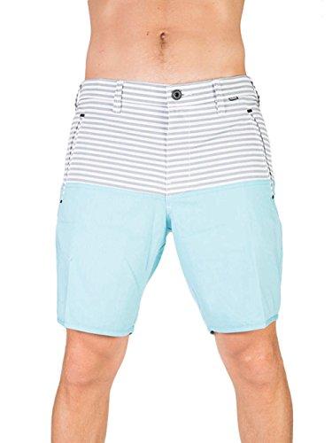 Hurley Herren Shorts Drifit Driver Shorts (Weiß Shorts Hurley)